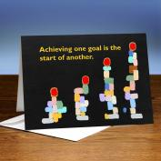 One Goal 25-Pack Greeting Cards