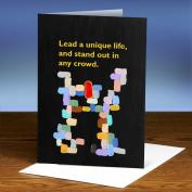 Unique 25-Pack Greeting Cards