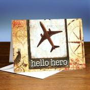 Hello Hero 25-Pack Greeting Cards
