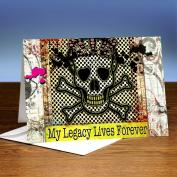My Legacy Lives 25-Pack Greeting Cards