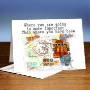 Where You Are 25-Pack Greeting Cards