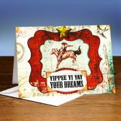 Yippee Yi Yay 25-Pack Greeting Cards