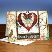 Dare To Dream 25-Pack Greeting Cards