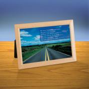 Scenic Highway iQuote Desktop Print