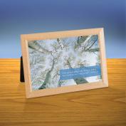 Upward Trees iQuote Desktop Print