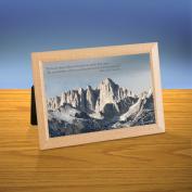 Mountains iQuote Desktop Print