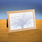Misty Tree iQuote Desktop Print