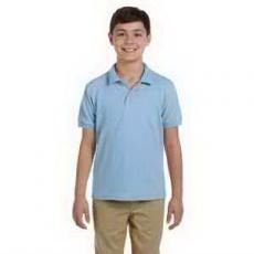Sports & Outdoors - Youth 6.5 oz DryBlend<sup>™</sup> Pique Sport Shirt