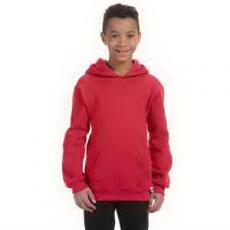 Apparel - Russell Athletic Youth Dri-Power Fleece Pullover Hood