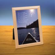 Canoe Lake iQuote Desktop Print