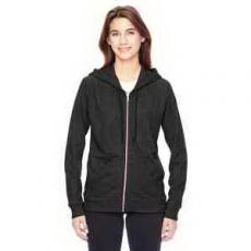 Apparel - Alternative Ladies' Eco-Mock Twist Adrian Hoodie