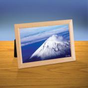 Snow Covered Peak iQuote Desktop Print
