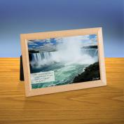 Misty Falls iQuote Desktop Print