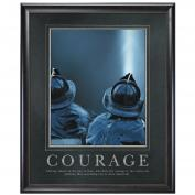 Courage Firefighters Motivational Poster (732946)