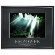 Empower Cave Motivational Poster
