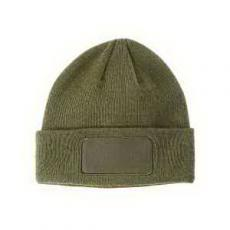 Apparel - Big Accessories Patch Beanie