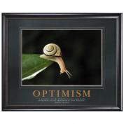 Optimism Snail Motivational Poster <span>(732970)</span> Classic (732970), Motivational Posters