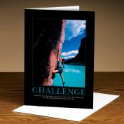 Challenge Rock Climber 25-Pack Greeting Cards