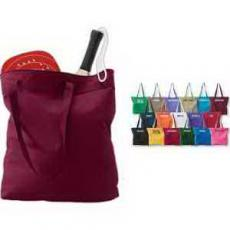 Apparel - Large tote with zipper closure