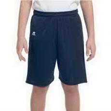 Apparel - Russell Athletic Youth Nylon Tricot Mesh Short