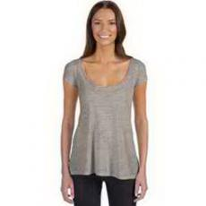 Apparel - Alternative Ladies' Short-Sleeve Drape Top