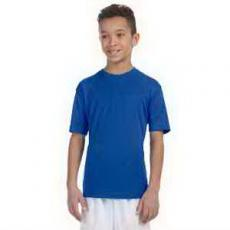 Apparel - Harriton Youth 4.2 oz Athletic Sport T-shirt