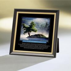 Gift of Individuality Framed Desktop Print