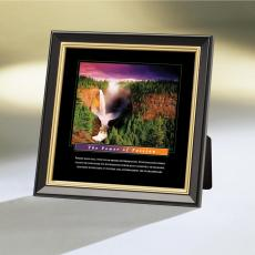 Power of Passion Framed Desktop Print
