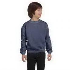 Apparel - Authentic Pigment 11 oz Pigment-Dyed Ringspun Fleece Crew