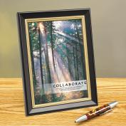 Collaborate Sunshine Framed Desktop Print