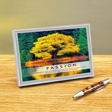 Passion Tree Framed Desktop Print