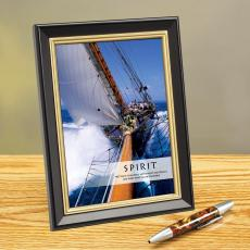 Spirit Sailing Framed Desktop Print