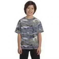 Apparel - Code V Youth Camouflage T-Shirt