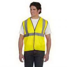 Home & Family - Value Solid Vest, Class 2