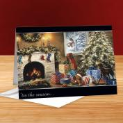 Tis The Season 25-Pack Greeting Cards