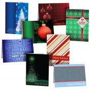 Holiday Sampler 25-Pack Greeting Cards