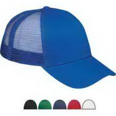 Office Supplies - Six Panel Structured Trucker Cap