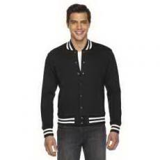 Office Supplies - American Apparel Unisex Heavy Terry Cloth Club Jacket
