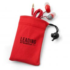 Microfiber Cloths - Leading By Example Jelly Bean Ear Buds