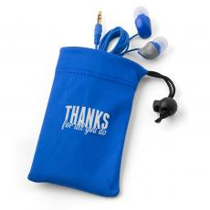 New Products - Thanks for All You Do Jelly Bean Ear Buds