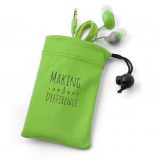 New Products - Making a Difference Jelly Bean Ear Buds