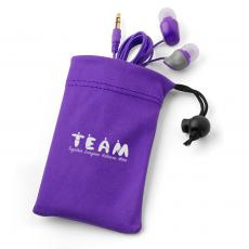 Closeout and Sale Center - Teamwork People Jelly Bean Ear Buds
