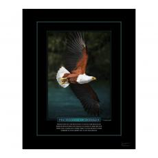 Closeout and Sale Center - The Essence of Strength Framed Motivational Poster