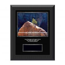 Successories Image Awards - Achievement Tree Gunmetal Individual Award Plaque