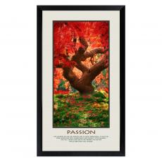 New Products - Passion Tree Motivational Poster