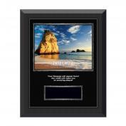 Integrity Rock Gunmetal Individual Award Plaque
