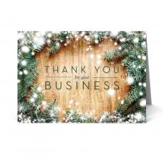 New Products - Thank You for your Business Holiday Card Pack