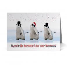 New Products - No Business Like Your Business Holiday Card Pack