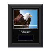 Vision Eagle Gunmetal Individual Award Plaque