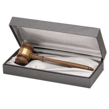 The President Personalized Gavel